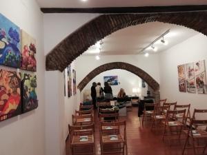 Matteo Trevisani, Simone Caltabellota, #Librinfestival, Edizioni di Atlantide, Silvia Di Tosti, Grafica Campioli
